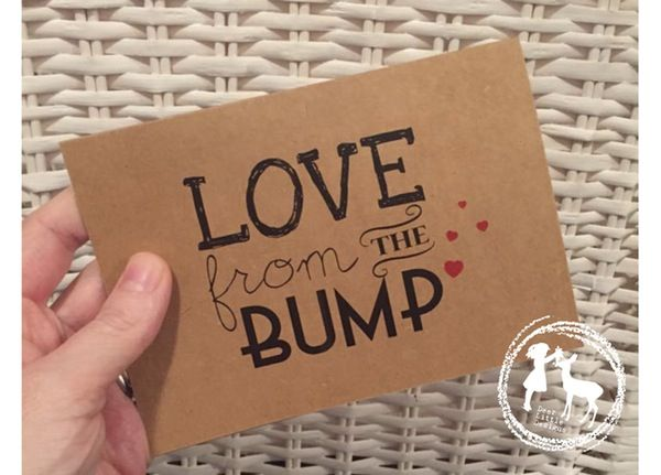 Image of Love from the Bump