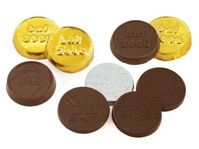 You Deserve A Chocolate Medal!