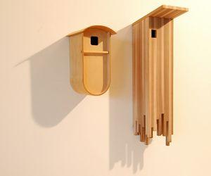 Modern Birdhouses - Materialicious