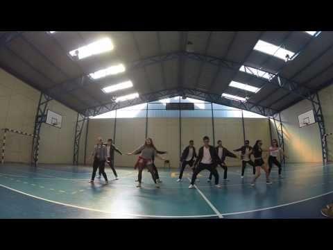 Baile Jazz G'16 EFI UPLA - YouTube