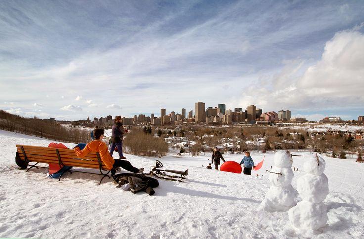 Top 10 Winter Activities in Edmonton, Alberta, Canada :: UAlberta InsideOut