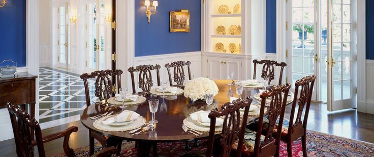 Eight Amazing Dining Rooms for Artful Gatherings