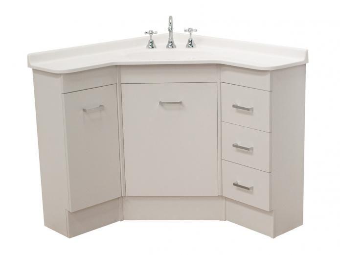 Corner Vanity Units For Small Bathrooms