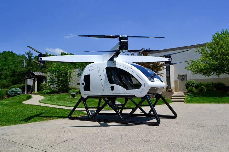 SureFly Personal Helicopter