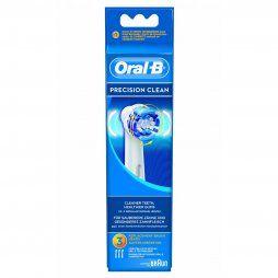 Oral B Recambios Cepillo Electrico Eb-20 Prec 3uds