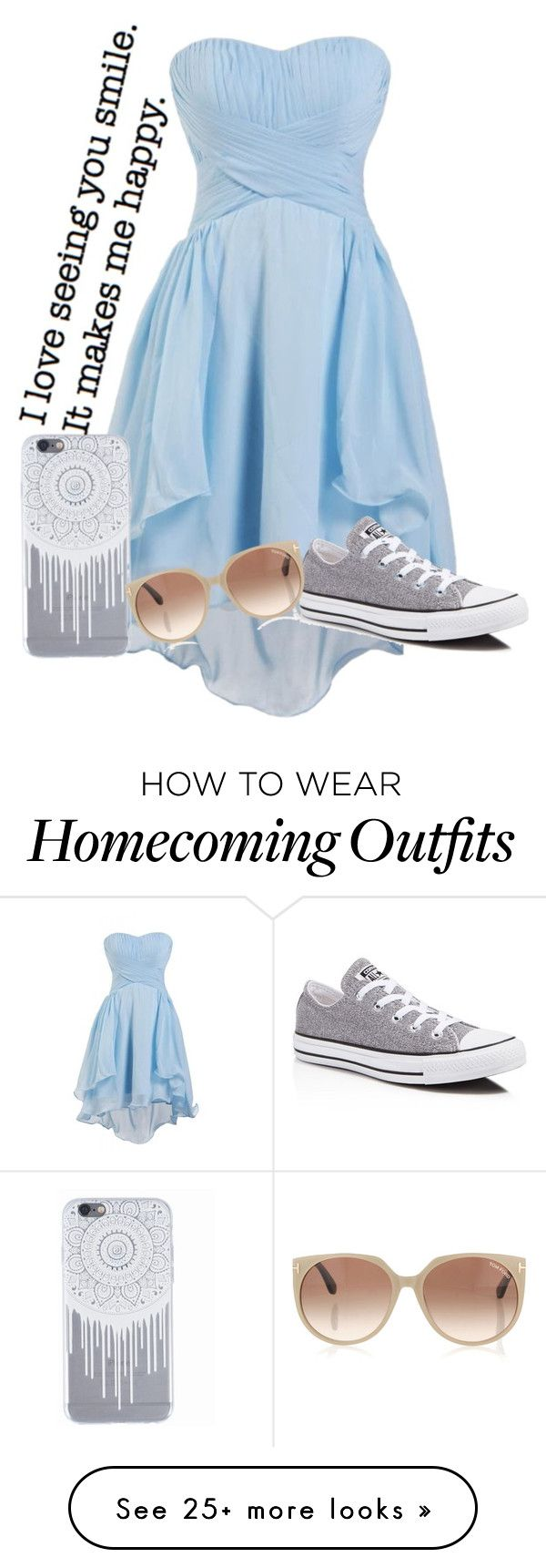 """""""christmas, amirite? .-."""" by kacicakez on Polyvore featuring Converse, Tom Ford and kacimarie"""