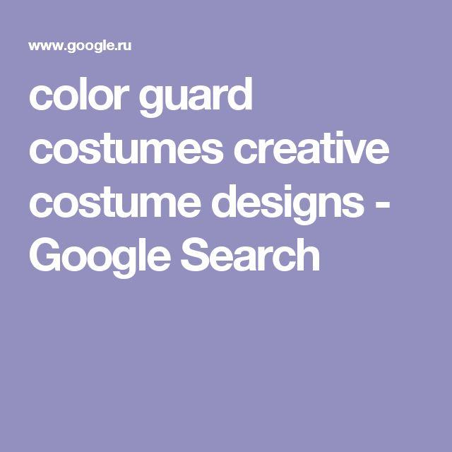 color guard costumes creative costume designs - Google Search