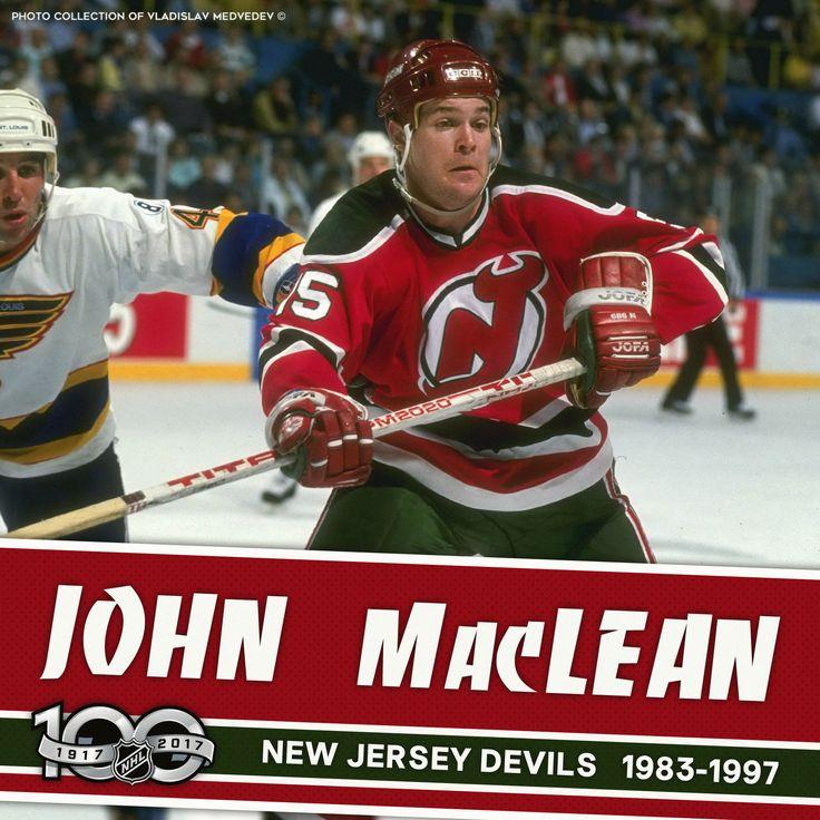 John MacLean #хоккей #НХЛ #NHL #stanleycupwinners #icehockey #newjerseydevils