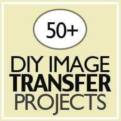 Tutorials: Image transfers