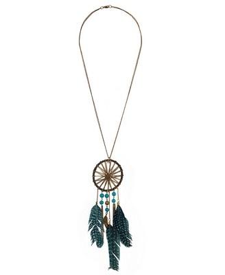 Dreamcatcher necklace: Chained Dreamcatcher, Dream Catchers, Dreamcatchers