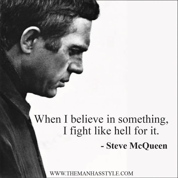 steve mcqueen quotes | Steve McQueen | The Man Has Style