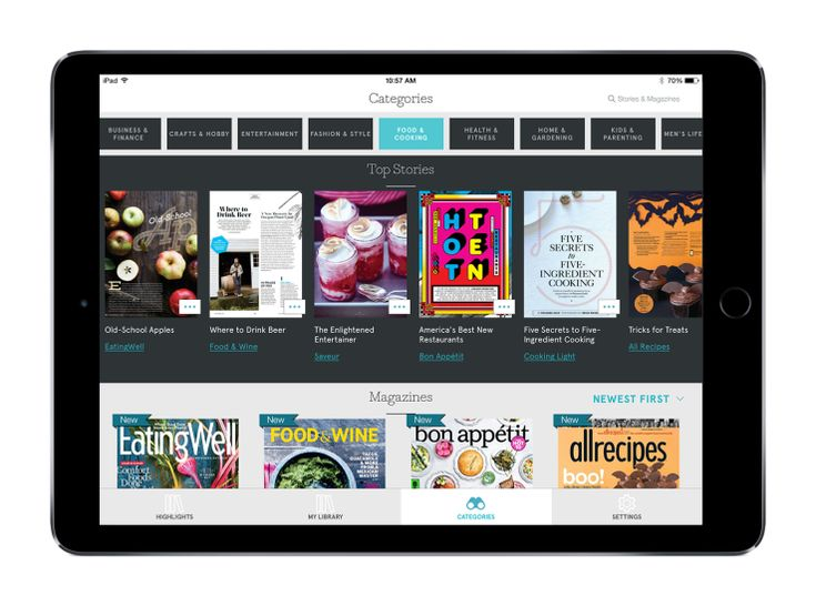 Netflix-Style Magazine App Next Issue Relaunches As Texture