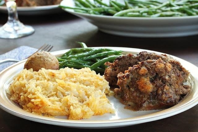 Trisha Yearwood Meatloaf