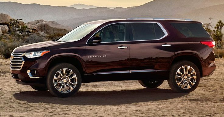 Redesigned 2018 Chevrolet Traverse Priced From $30,875 #Chevrolet #Chevrolet_Traverse