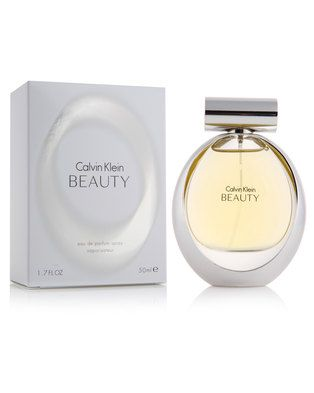 Indulge in a feminine and elegant fragrance with Beauty Eau De Parfum Spray 50ml by CalvinKlein. This timeless scent was created for the mature and sophisticated woman.It opens up with a top note of ambrette seed, which is balanced with a heartnote of Jasmine. A base note of cedar adds the final touch. This scent promisesto be a valuable addition to your collection.