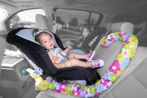 Noggle - carseatblog's review of the noggle! While not perfect it is a great solution for keeping kids in carseats cool/warm when vents aren't available.