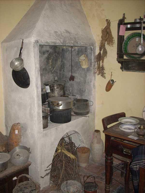Piccolo, caratteristico, tradizionale, il museo di Cianciana - Agrigento...
