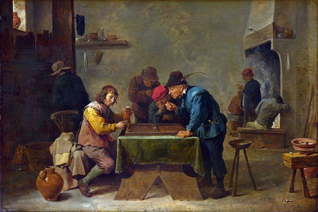 : Games, London Paintings, Century Paintings, Backgammon Art, Photo, Younger, Players David