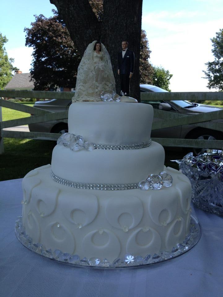 60th Anniversary Cake Cakes Pinterest Anniversaries
