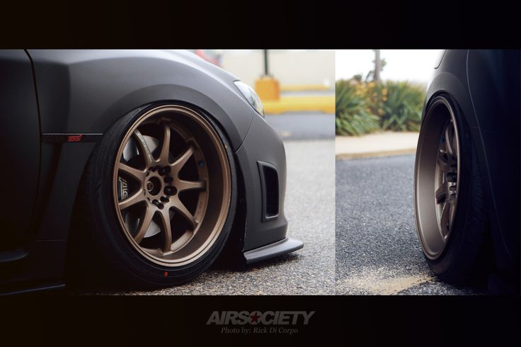 Dark Bronze Wheels Black Sti Google Search Wheels Rims