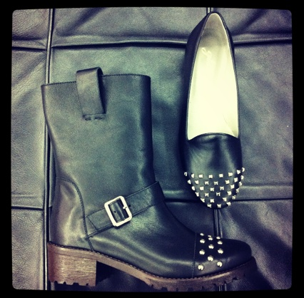 #boots#studs#slippers#love#fashion#fall#winter#giannameliani#shoes