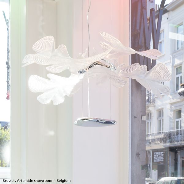#Chlorophilia pendant, inspired by nature ► http://bit.ly/Chlorophilia #design Ross Lovegrove