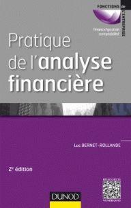 Luc Bernet-Rollande - Pratique de l'analyse financière. - Agrandir l'image