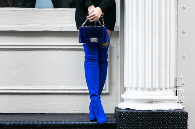 Double Sapphire :: Dressy blue