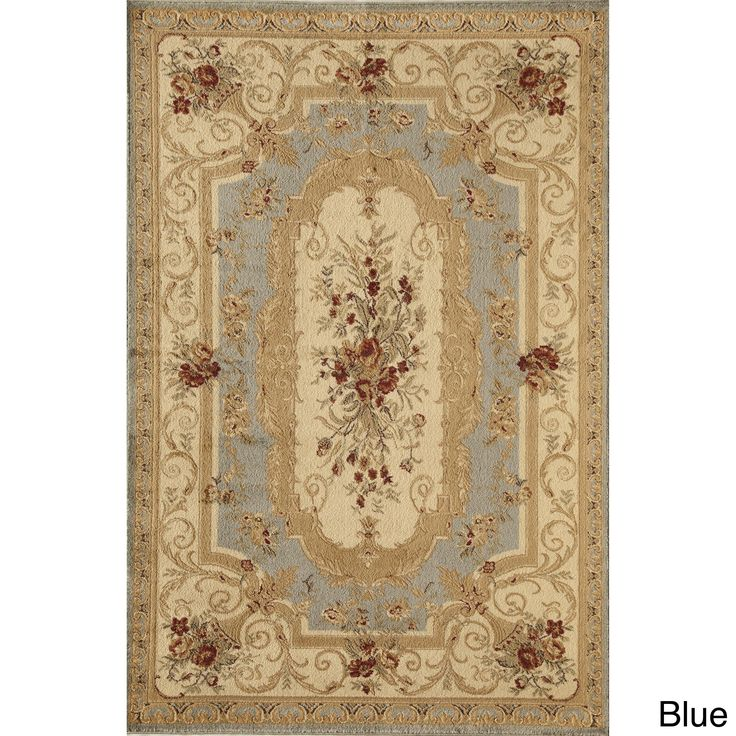 Woven Accents Florence 3152 Traditional Area Rug
