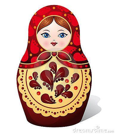 Matryoshka Doll Royalty Free Stock Image - Image: 15129996