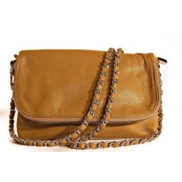 $129.95 Savannah Tan Leather Clutch free shipping within Australia at sterlingandhyde.com.au