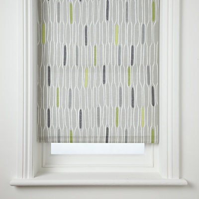 House By John Lewis Stripe Roller Blinds