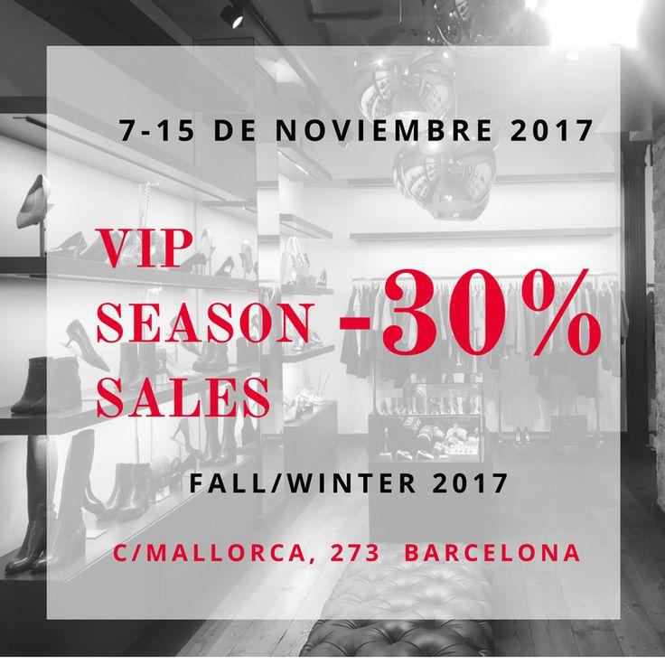 ‼️VIP SALES -30% ‼️DÍA 2🔝 Calle Mallorca, 273 Barcelona ••••••••••••••••••• 😘🍒👠 #CherryHeel #Barcelona #FelizMiercoles #Catalunya #DeCompras #luxuryshoeboutique #vip #sales #specialprice #madeinitaly #fashion #shoes #clothes #accesories #outfitoftheday #styleoftheday #onlineshopping #freeshipping #autumn #decompras #rebajas #igersbcn #thebarcelonist #catalunya #shopping #shoppingonline #барселона #шоппинг #мода #скидки #блоггер #стиль #онлайнмагазин