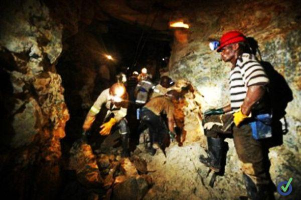 Prevención de Caída de Rocas en Minería (Video) - Prevencionar, tu portal sobre prevención de riesgos laborales.
