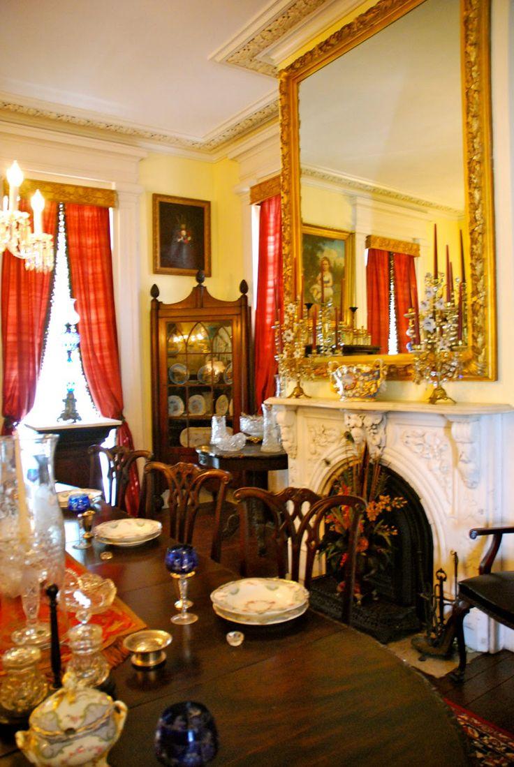 Kirkwood Mansion In Alabama Victorian Interiorsvictorian Decorantebellum Homesfantasy