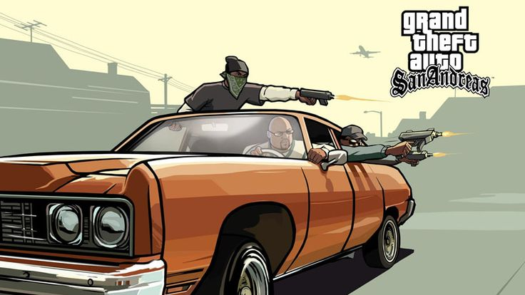 GTA San Andreas patch 2.0 2013 latest version free download
