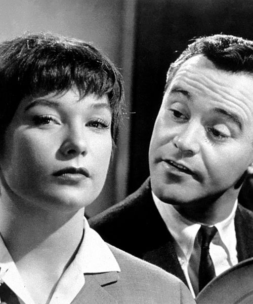 Shirley Maclaine The Apartment: The Apartment (1960) Starring Shirley MacLaine And Jack