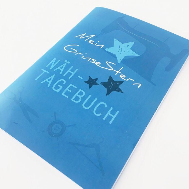 GrinseStern Papier, GrinseStern, Nähtagebuch, Nähbuch, diy, selbermacher