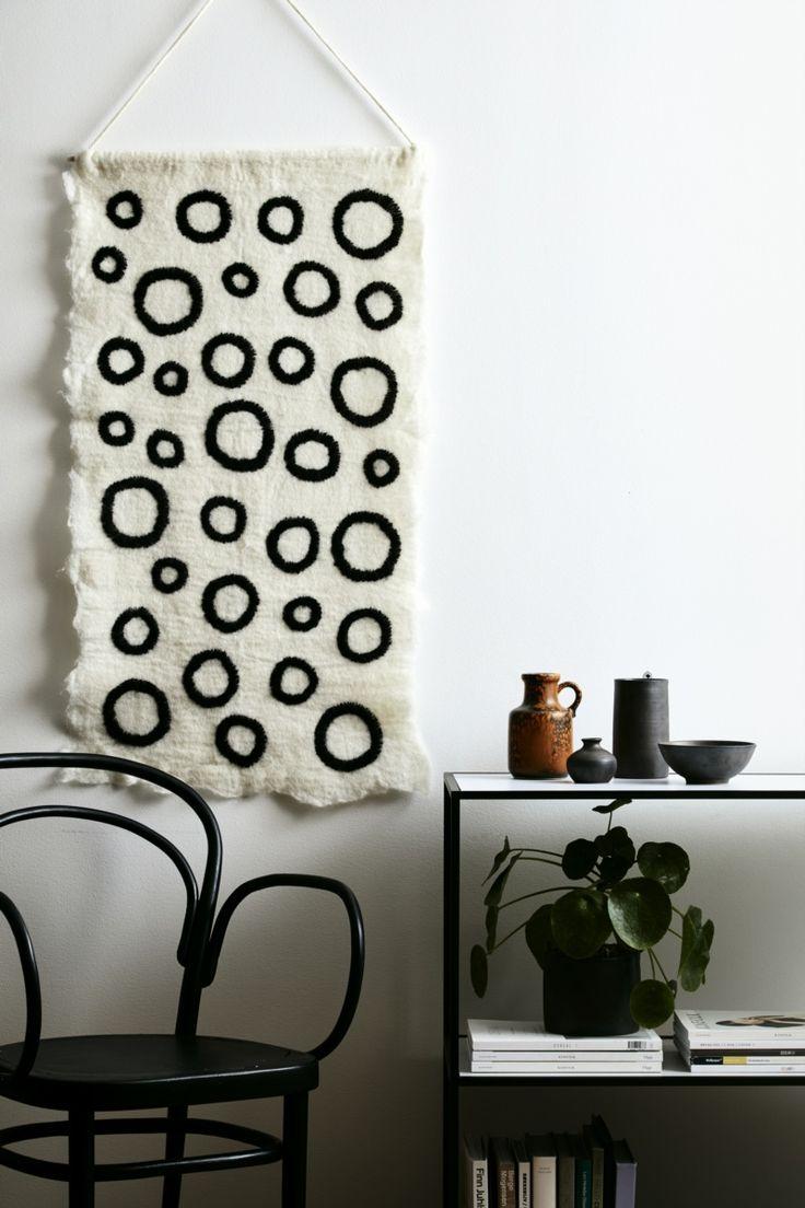 Fairtrade and handmade wall deco by Én Gry & Sif