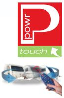 Powr Touch mover from Venture Caravans - makes moving your caravan effortless with precision.
