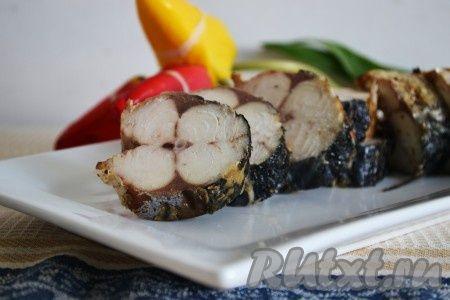 Рецепт рыбы на сковороде гриль газ