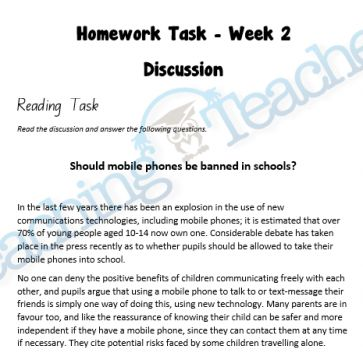 Homework and Independent Work for Non Readers   Language  Autism     iStock