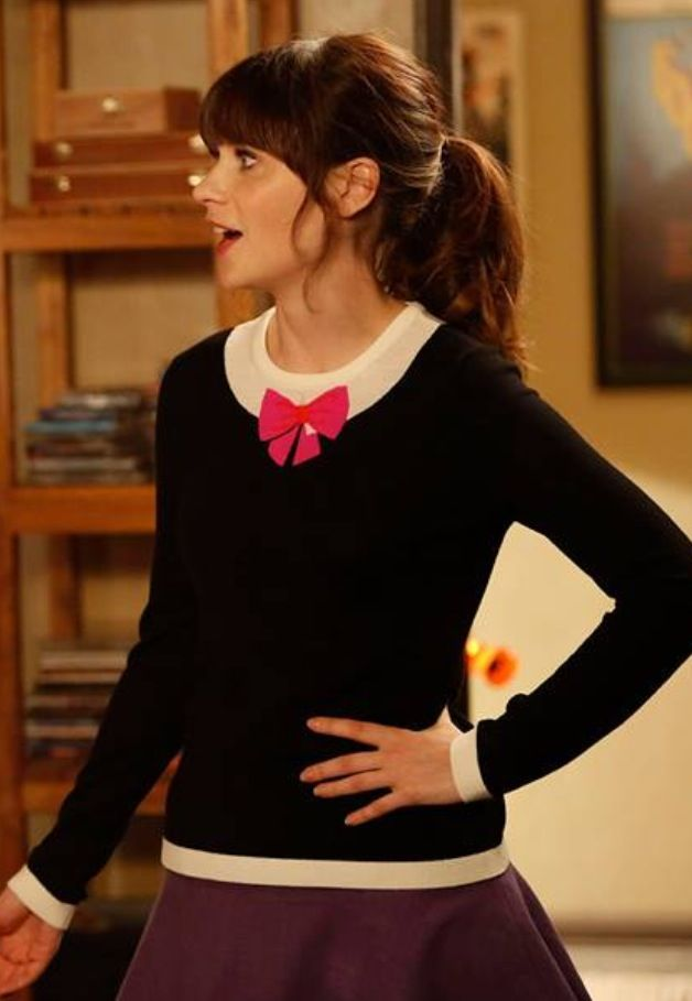 Too cute: New Girl style