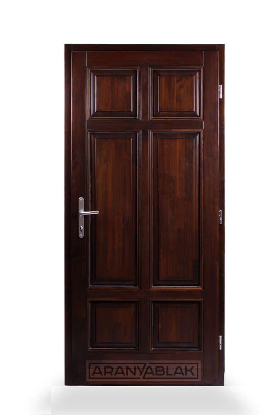 Jade. Fa bejárati ajtó.  Biztonságot hoz minden otthonba. Igen tartós, hosszú távú megoldás, mindezt magas minőségen, és kedvező áron. Egyedi méretben is.