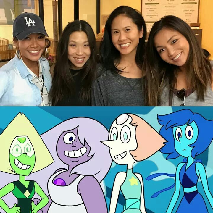 Stay tuned for a GEM-tacular Facebook Live Q&A sesh with Shelby Rabara, Michaela Dietz, Deedee Magno Hall, and Jennifer Paz starting at 10:30 EST!