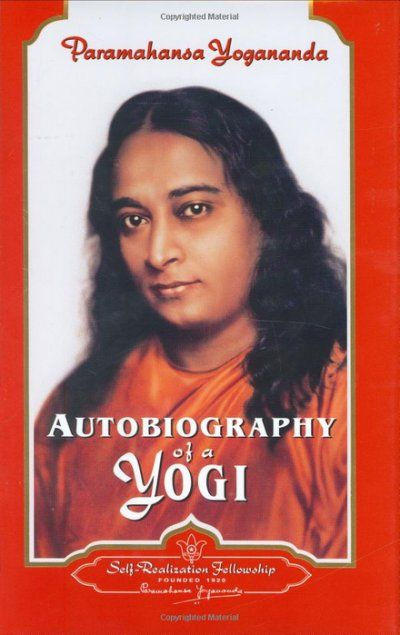 'Autobiography of a Yogi' by Paramahansa Yogananda  One of my favorite books !