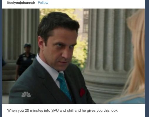 "Community Post: 21 ""Law And Order"" Tumblr Posts That Are Fucking Funny Because They're True"