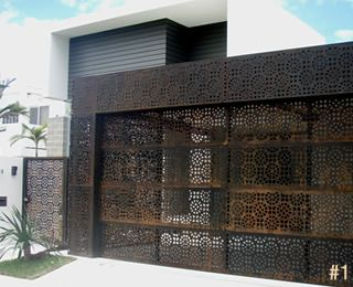 Screen Art Screen Products - Privacy Screens, Room Dividers, Interior and Exterior Laser Cut Decorative Screens Gold Coast