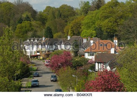 'Wimbledon Village' Backing onto 'Wimbledon Common' South West London -