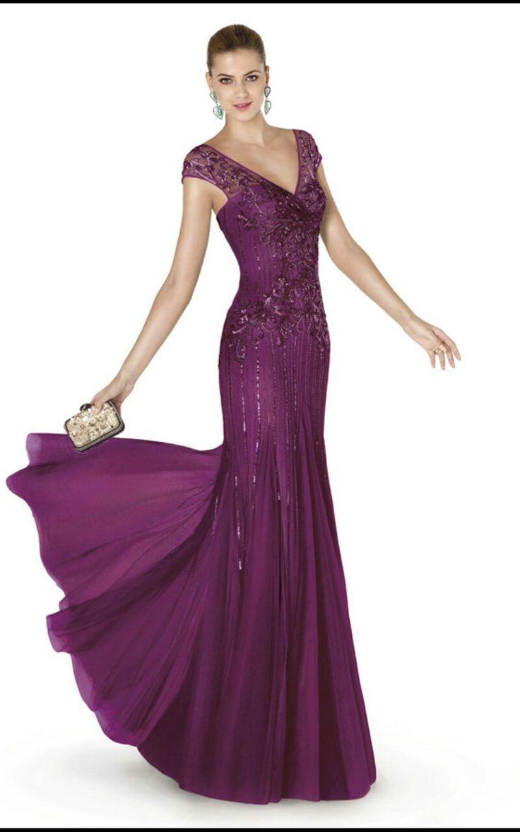 Mejores 185 imágenes de vestidos de fiesta en Pinterest | Damas de ...